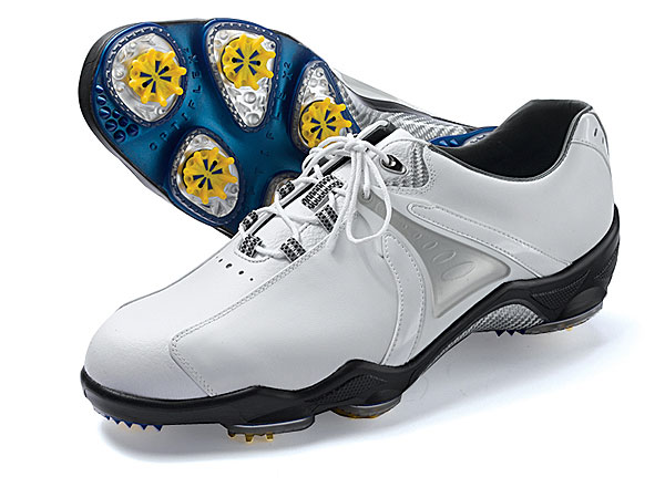 FootJoy DryJoy                       $160, footjoy.com                       True, you can buy golf shoes that cost less than the updated DryJoys, but these ultra-comfortable kicks offer a fantastic combination of flexibility and support and come with a two-year waterproof warranty. Complete Holiday Gift Guide