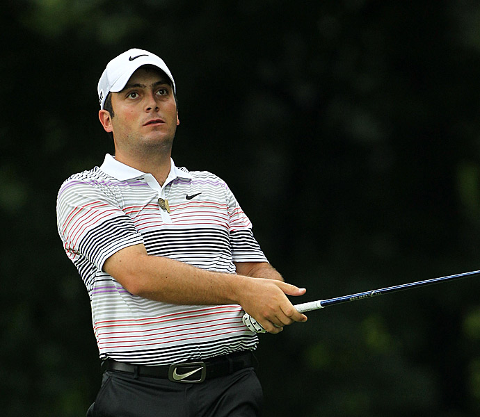 Check out the Nike equipment Francesco Molinari is putting into play on the PGA Tour in 2013.