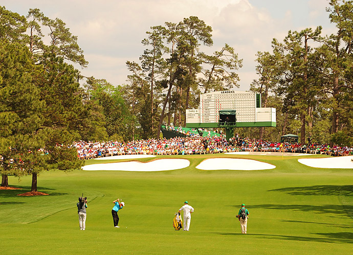 Couples won the 1992 Masters.