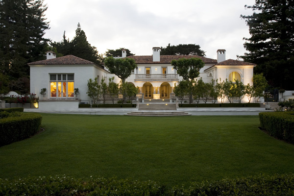 $18.8 Million Northern California home bordering Burlingame Country Club Address Upon Request Burlingame, Calif.  $18,800,000 This 15,000 square-foot residence has approximately 2.5 acres of gardens landscaped in the formal French manner.                     The property is listed by Anne Riley of Alain Pinel Realtors
