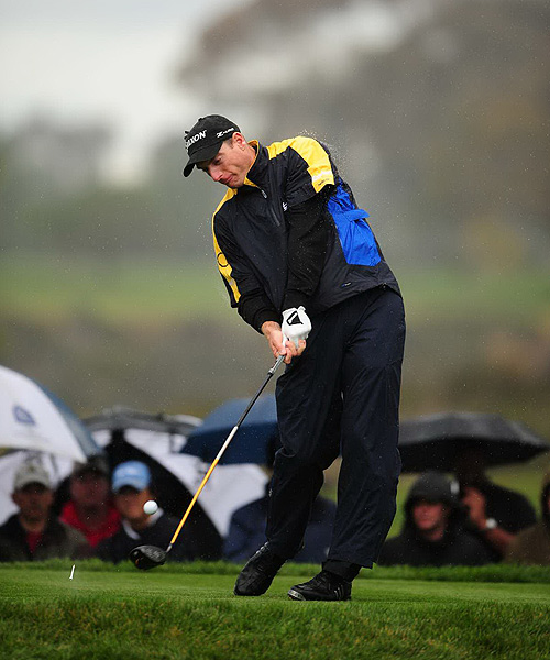 7. Jim Furyk — TaylorMade r7 SuperQuad (10.5°)                     Average driving distance: 275.3 yards                     Percentage of fairways hit: 69.24%