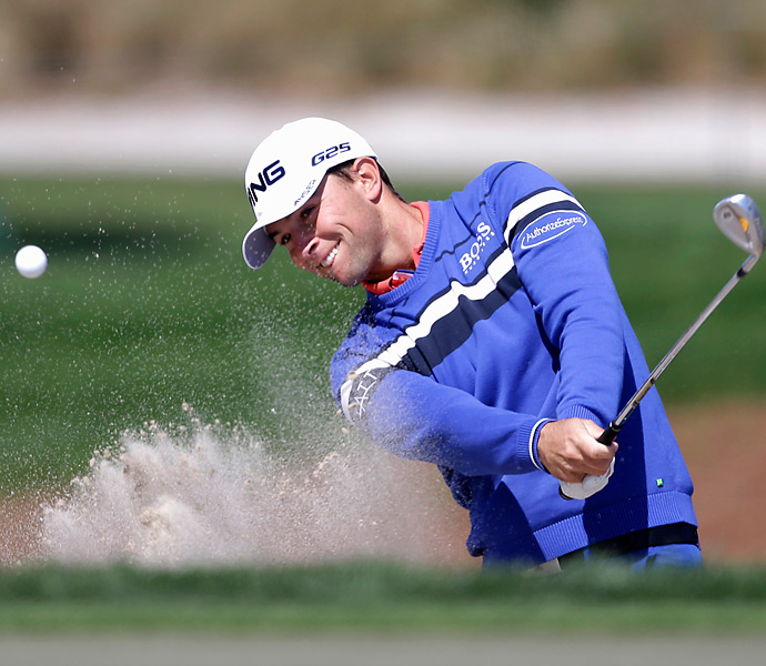 Luke Guthrie began the final round with a share of the lead. He shot a 73 to finish alone in third place.