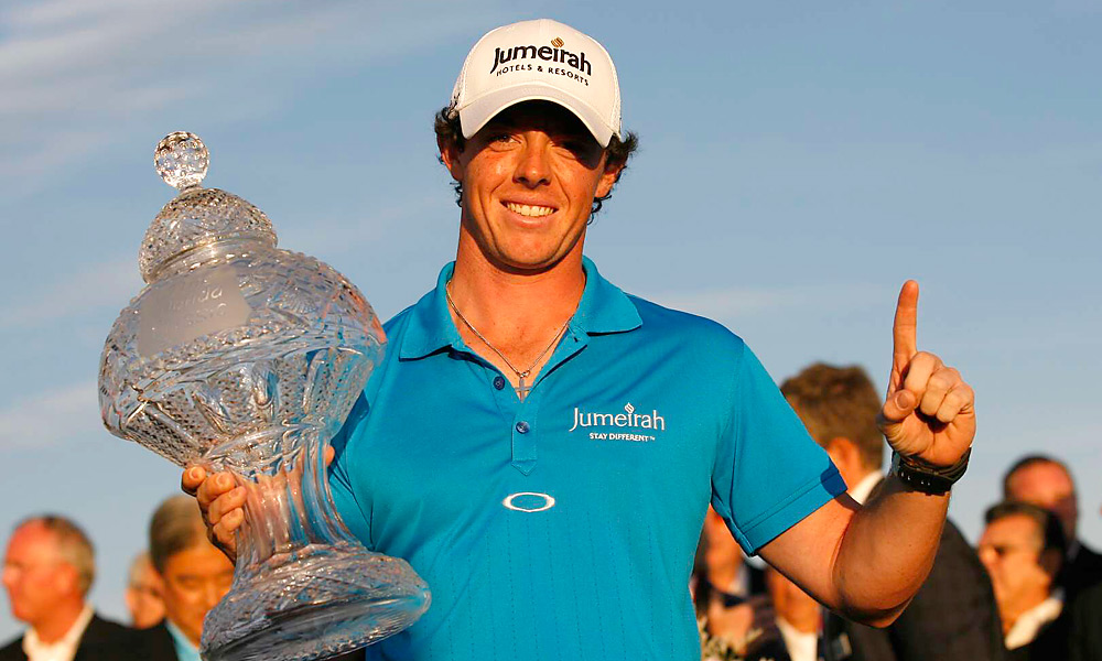 Total Prize Money: Rory McIlroy, $8,047,952