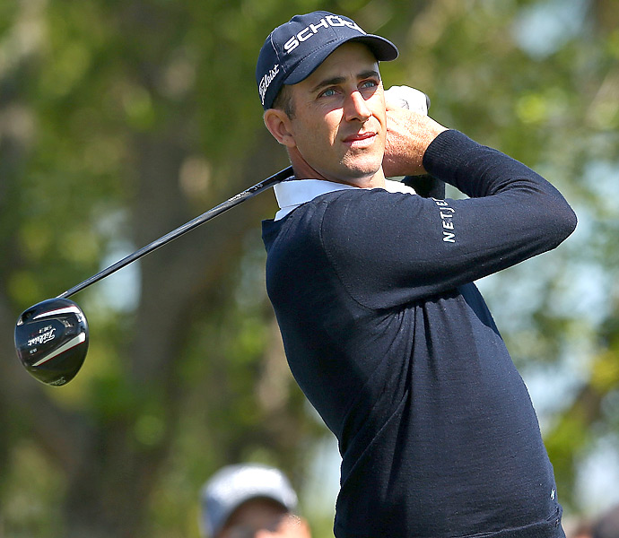 Geoff Ogilvy entered Sunday with a chance to end his long winless streak. He shot a 69 to finish alone in second.