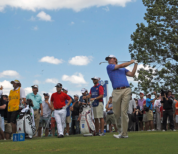 Brandt Snedeker shot a final-round 70 to win the Canadian Open by three shots. It was his second title of 2013.