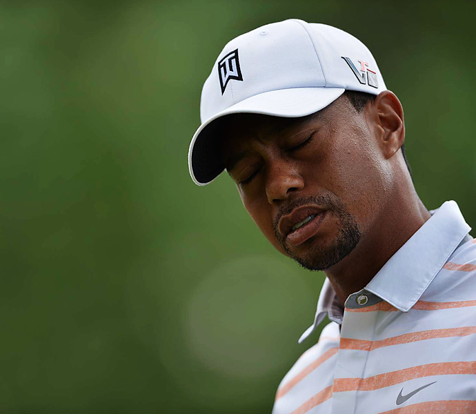 It was a forgettable week for Tiger Woods, who finished tied for 32nd.