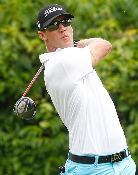 Graham DeLaet played with Dufner in the final group and shot a 71 to finish T4.