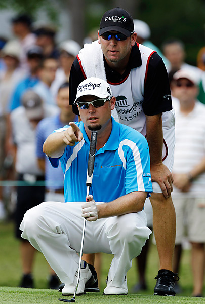 Kelly was also seeking his first career PGA Tour title.