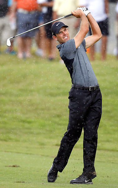 Charl Schwartzel shot a 68 to finish tied for fourth.