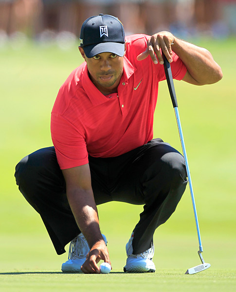 Just two weeks ago, Woods's withdrew from the final round at Doral, but he appeared in great health on Sunday at Bay Hill.