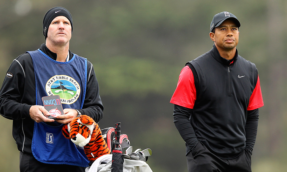 Woods was seeking his first full-field PGA Tour win since 2009, and first with caddie Joe LaCava on his bag.