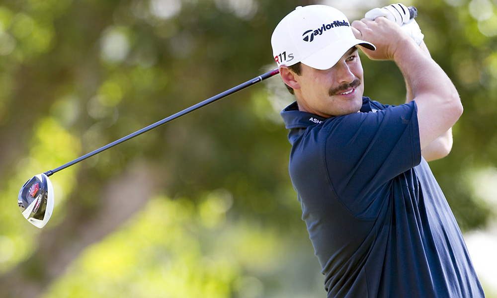 Johnson Wagner rose to the lead midway through the final round as overnight co-leaders Matt Every and Jeff Maggert struggled. It was Wagner's third career PGA Tour win.