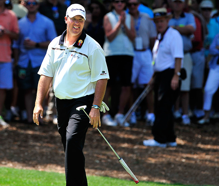 Boo Weekley shot a 73 and finished T6.