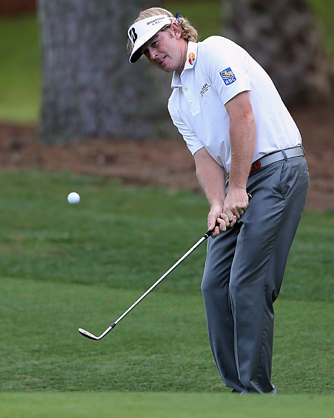 Fresh off a disappointing final round at the Masters, Brandt Snedeker opened his 2013 RBC Heritage with a two-over 73.