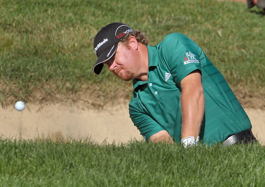 William McGirt failed to get up-and-down on the 72nd hole and missed a playoff by one shot.