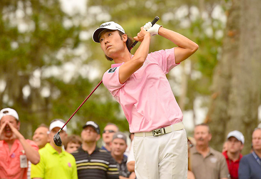 Kevin Na began the day with a one-shot lead while seeking his second career PGA Tour victory. He shot a 76 and finished tied for seventh.