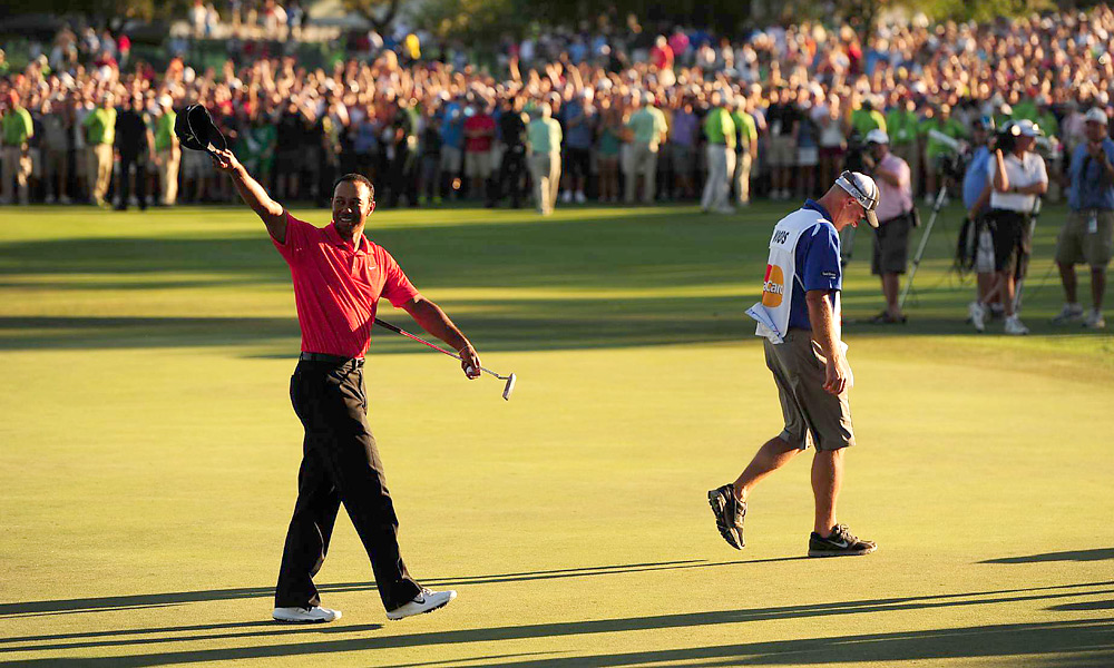 Tiger Woods looked dominant while winning the Bay Hill Invitational by five shots.