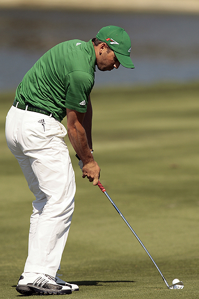 Sergio Garcia is considered one of the best ball-strikers on the PGA Tour. At Bay Hill, El Nino hit more than 71 percent of the fairways and 69 percent of the greens in regulation. He finished T5.
