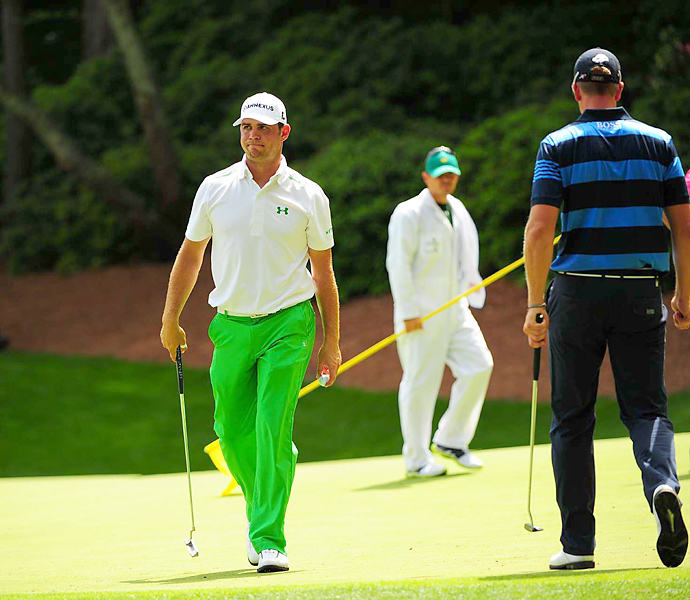 Gary Woodland is another young player who has been touted as one of the next big things for a few years now. Woodland has hit a rough patch recently and will miss out on what would be his third-straight Masters start.