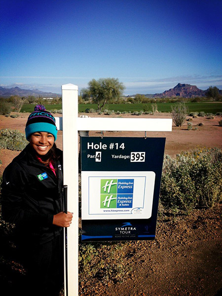 @GingerTHoward: Hey @HolidayInn, loving your sign out here at the #SymetraTour http://VisitMesa.com  Gateway Classic!