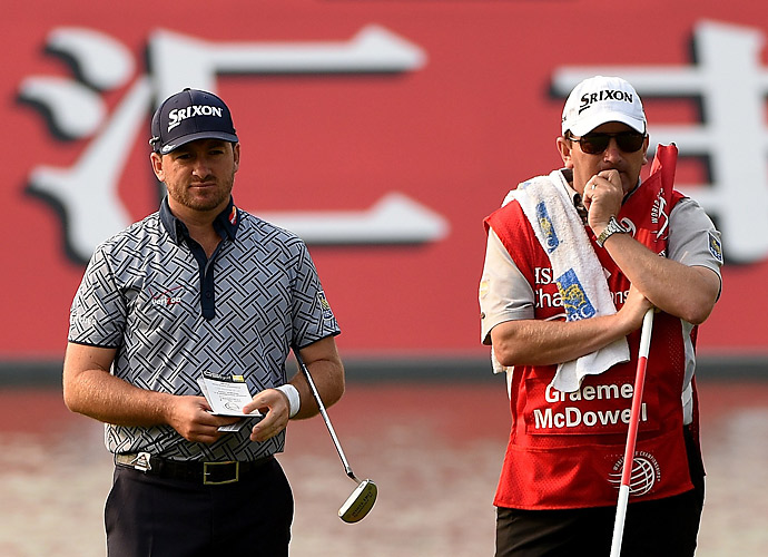He was a member of Europe's victorious Ryder Cup team.