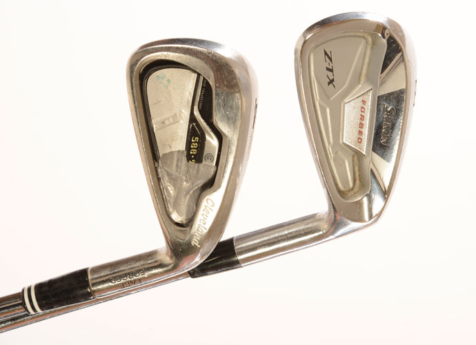 """I use Project X 6.5 shafts on all my irons – I've used them for years and they work for me,"" McDowell said."