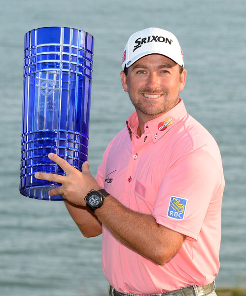 A month after winning at Hilton Head, McDowell defeated Thongchai Jaidee in the finals of the Volvo World Match Play Championship in Kavarna, Bulgaria.