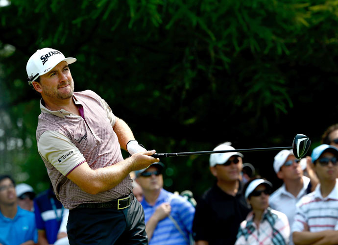 Graeme McDowell celebrated G-Mac Week on Golf.com with a 65 in the second round. He'll enter the weekend three shots off the lead.