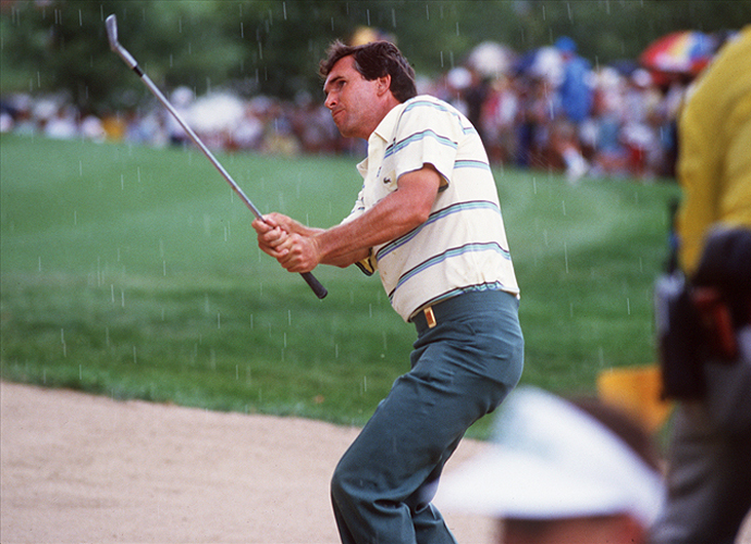 "3: Hubert Green                       Top 100 Teacher David Wright recalls seeing Green's swing: ""Looking down the range, I said to Pat [Burke], 'That caddie hitting balls is going to get in trouble if somebody sees him.' Pat laughed and said, 'That's Hubert Green.'"""