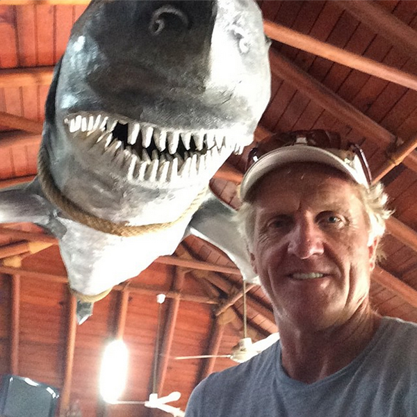 @shark_gregnorman Anyone guess the name of the restaurant I am in #Zihuatanejo?