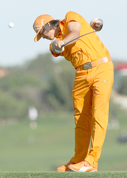 Rickie Fowler shot a 70 and tied for 13th.
