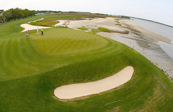 No. 14: Harbour Town Golf Links; Hilton Head Island, S.C.                       Designer: Pete Dye