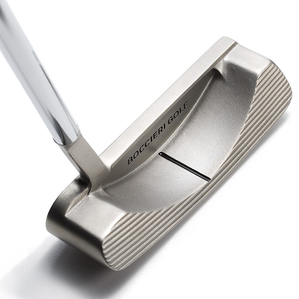 "$169; heavyputter.com                                              Steve Boccieri, President and CEO:                       ""Our new Mid-Weight putters (750 grams) are great for those who find the original Heavy (900 grams) to be too much of a jump from a standard 500-gram putter. Going lighter than 750 causes you to get into the bad habits of a regular putter.""                                              How it works: The K4 (similar style to Ping Zing) enables you to make a short, aggressive, accelerating stroke. The high balance point should increase feel and consistency on lag putts. This putter is the Heavy Putter's first ""toe-droop"" model—Boccieri says that even though research shows that face-balanced heads deliver more consistent performance, his company understands that legions of golfers still prefer the look and feel of toe-droop putters."