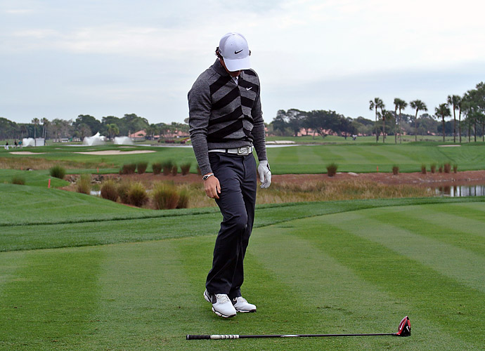 Citing a toothache, a struggling Rory McIlroy withdrew from competition less than halfway through his second round at the Honda Classic in March.