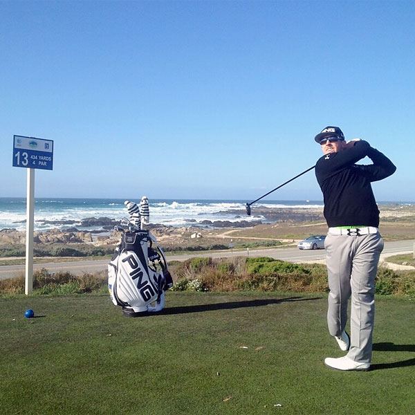 @HunterMahan: Monterey peninsula never looked so good. Lucky to have this life!