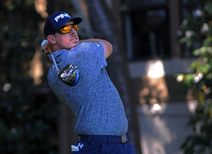 Hunter Mahan headlines the group at 10 under after a 4-under 68 on Saturday.