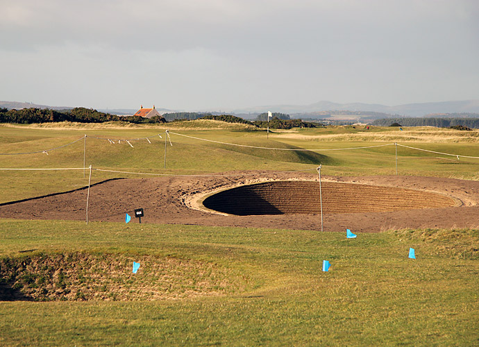 Changes at the Old Course, 3rd Hole