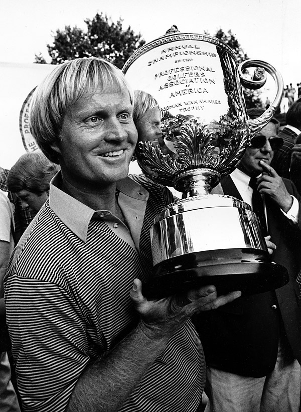 Jack Nicklaus won the 1980 PGA at Oak Hill.