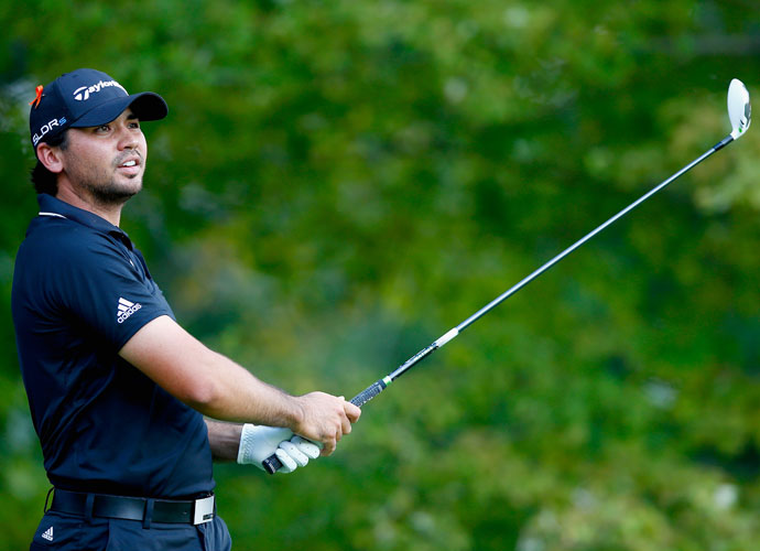 A double bogey on the 12th ended Jason Day's title hopes. He shot an even par 71 to finish in a tie for seventh with Martin Kaymer at 10 under.