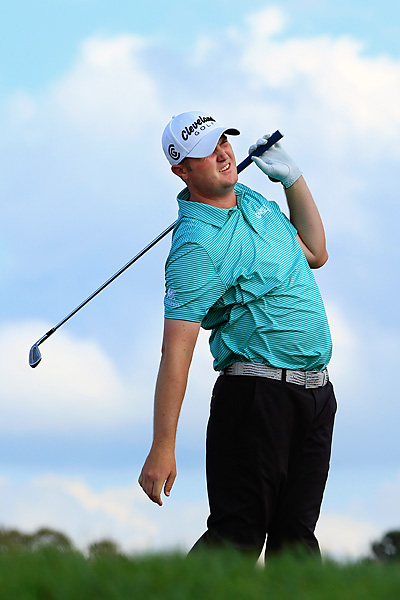 Jason Kokrak was in the conversation at the start of play on Sunday, but a 1-over 73 torpedoed his chances. He finished alone in fourth at 10-under.