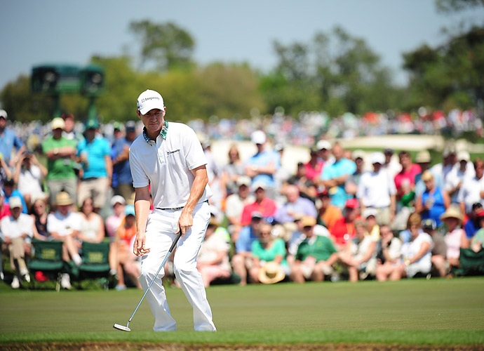 Jimmy Walker, who has already won three times in the 2013-2014 season, started the tournament in solid form.