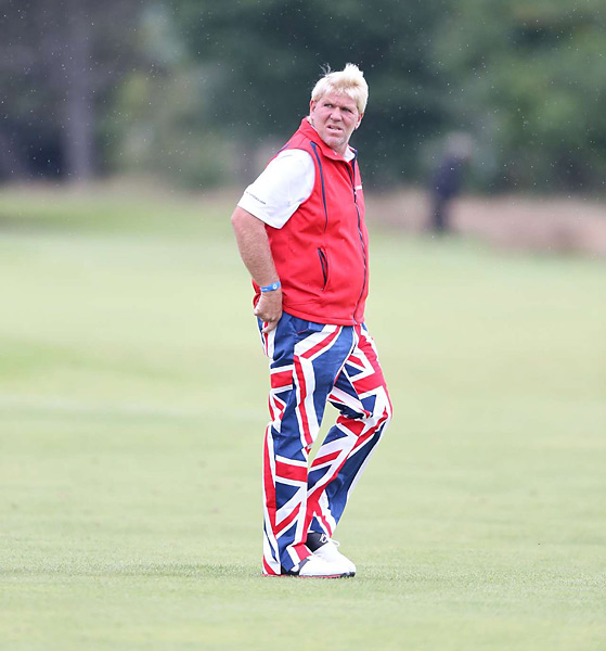John Daly is a two-time major champion, but, unfortunately for him, neither of those majors were the Masters, and the last one occurred in 1995 (nearly 18 years ago), long past the five-year exemption window a major win earns you. His world ranking isn't quite in the top 50 (No. 244) and his last PGA Tour victory came in 2004. Fortunately, Big John will likely show up in the parking lot to hawk memorabilia and sign autographs.