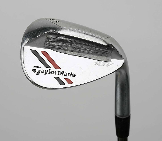 "WEDGES: TaylorMade ATV, 52°, Project X 6.5 steel shaft, X flex; 115 yards (pictured) and Titleist Vokey Design TVD, 60°, Projext X 6.0 steel shaft                       JASON SAYS: ""I'm trying to follow in the path of K.J. Choi and Y.E. Yang, so I'm trying to use their clubs -- whatever helps. So far it's turned out really good."""