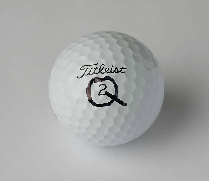 "BALL: Titleist Pro V1 [2013]                     JASON SAYS: ""The numbers are pretty close to what I was using before. The biggest difference is the durability. They don't scuff like they used to -- which is good for the amateurs. They don't have to buy a lot of balls."""