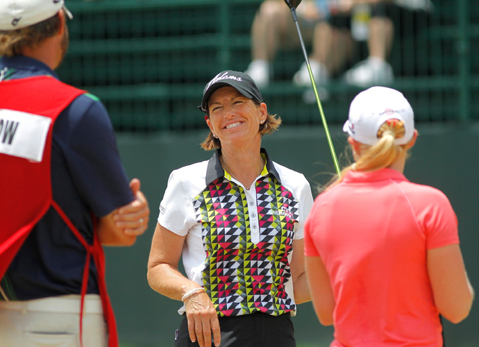 "Playing in her final U.S. Women's Open, Juli Inkster followed up her third-round 66 with a 5-over 75, falling to T15. ""It's been really a fun week,"" Inkster said, ""and that's what I'll remember."""