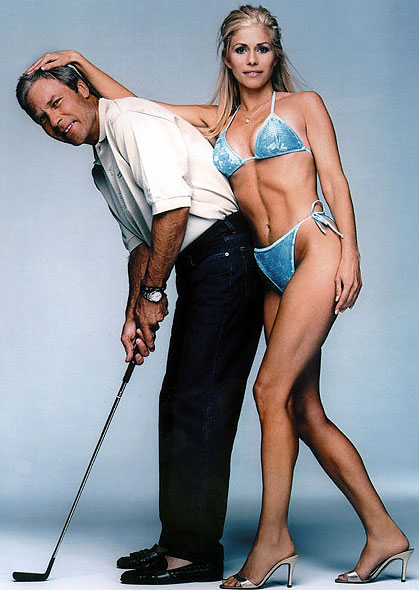 Ben and Julie Crenshaw appeared in the 2000 issue.