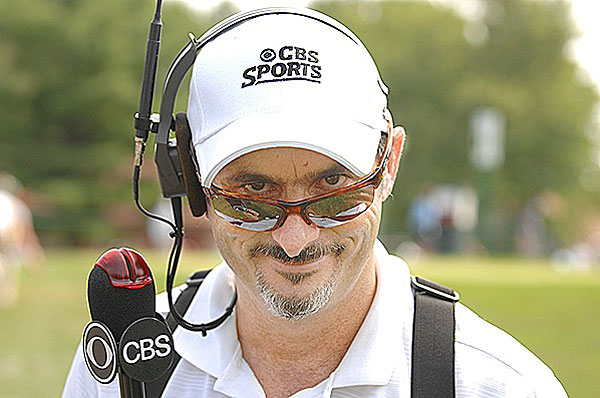 David Feherty Follow @Fehertwit                        If you're looking for funny musings and occasional thoughts on golf, the CBS commentator and Golf Channel personality is your guy.