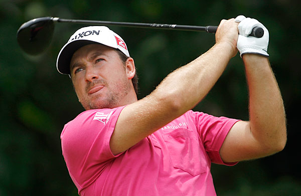Graeme McDowell Follow @Graeme_McDowell                        The 2010 U.S. Open Champion tweets about travel woes, course conditions and strategy.