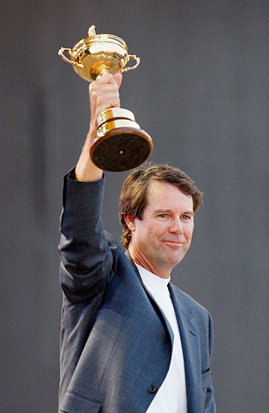 Paul Azinger Follow @PaulAzinger                        The major championship winner and captain of the victorious 2008 U.S. Ryder Cup team is a keen observer and contrarian thinker. He throws in occasional political thoughts to spice things up.