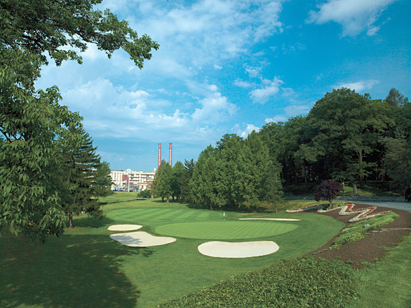 Byron Nelson won the 1940 PGA Championship at Hershey Country Club's West Course (Hershey, Pa.).